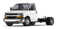 Chevrolet CUTAWAY VAN