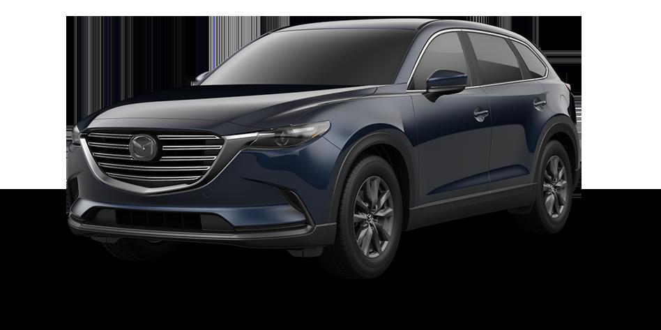 Mazda CX-9 FWD Sport DeepCrystalBlue