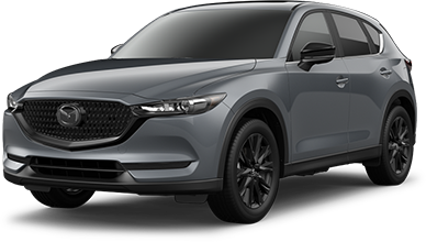 Gray 2021 Mazda CX-5 Carbon Edition Tubro