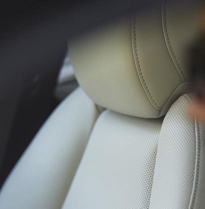 Mazda3 Hatchback light interior
