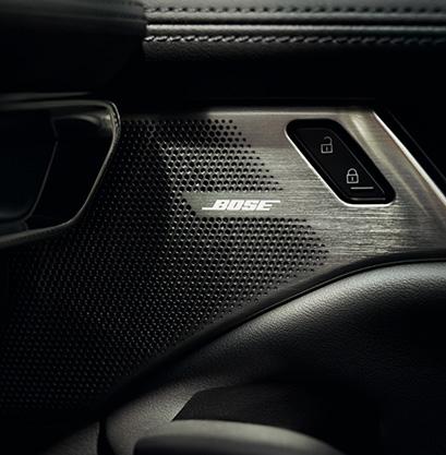 Mazda3 Bose sound system