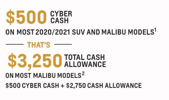 Malibu Offer