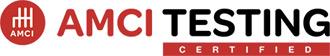 AMCI Testing Certified Logo