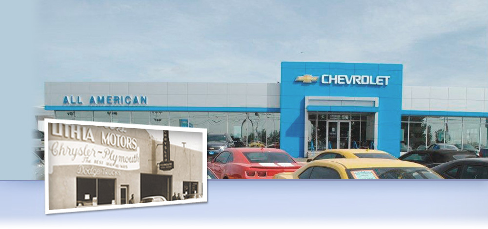 Why Buy at All American Chevrolet of Midland