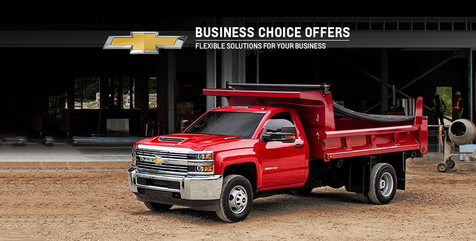 Chevy Business Choice