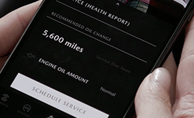 Mazda CX-30 connected services