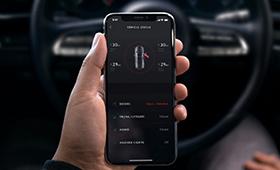 Mazda CX-30 Vehicle health feature