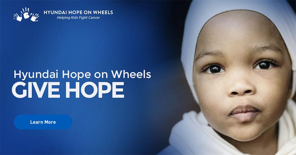 Hyundai Hope on Wheels