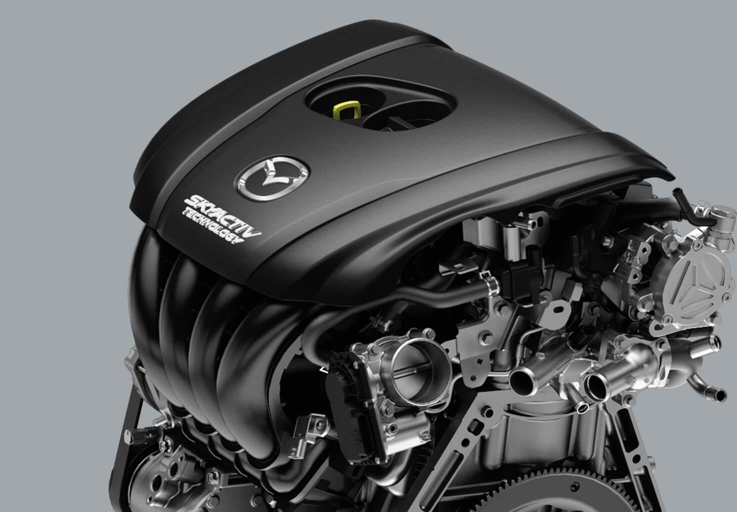 Skyactive technology Mazda motor