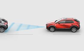 Mazda CX-30 radar cruise control