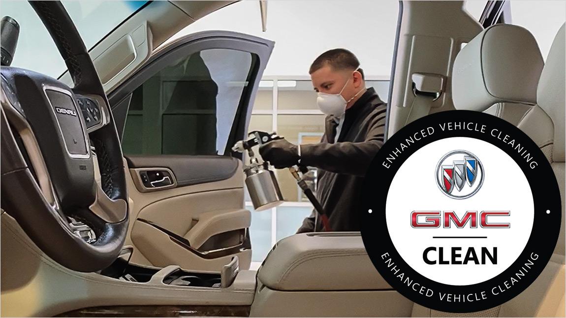 Buick GMC Clean