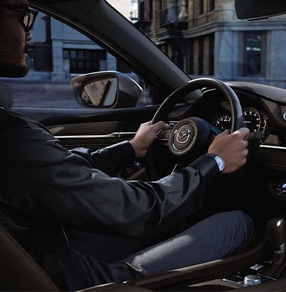 2021 Mazda 6 – Dashboard