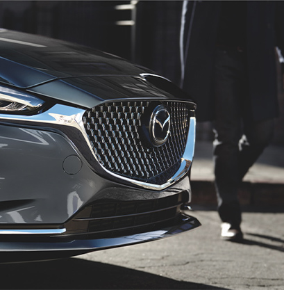 2021 Mazda 6 – Front Grille