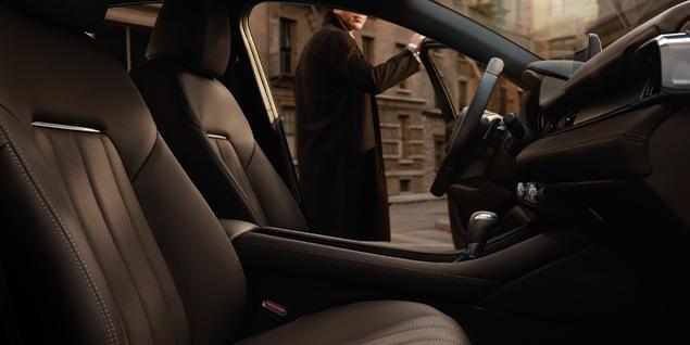 2021 Mazda 6 – Interior