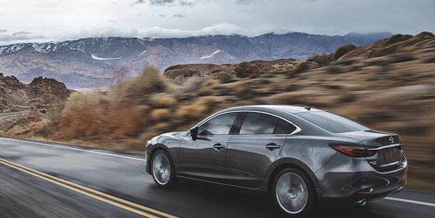 """2021 Mazda 6 Sedan – Driver""""s Car"""