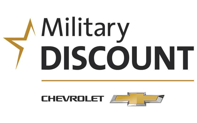Military Discount Logo