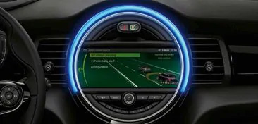 The MINI Active Driving Assistant
