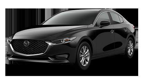Black Mazda3 Sedan FWD 2.0
