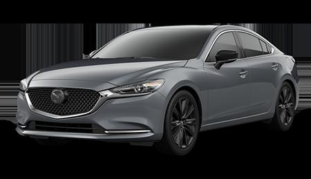 Grey Mazda6