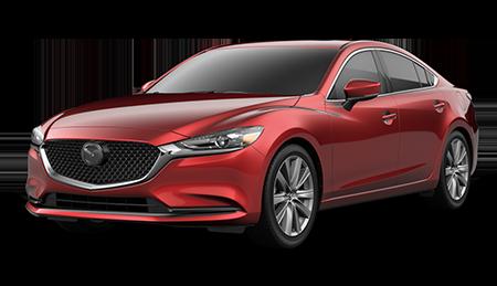 Red Mazda6