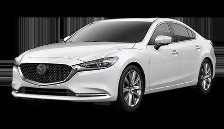 White Mazda6