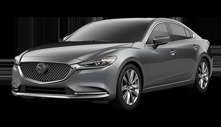 Grey Mazda6 Signature