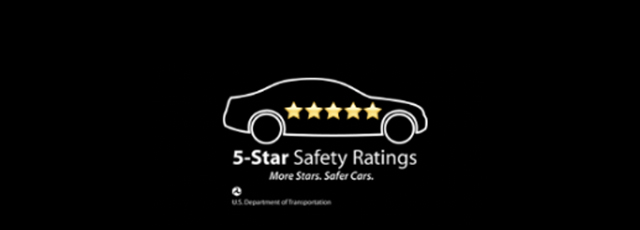 5-Star Safety Rating