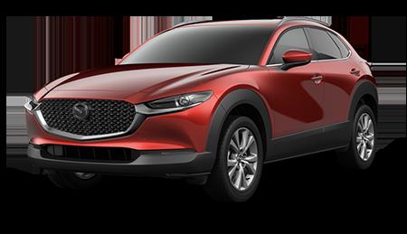 Red Mazda3 CX-30 Premium