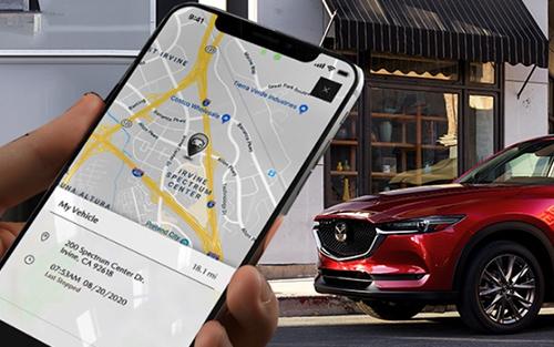 2021 Mazda CX-5 vehicle finder