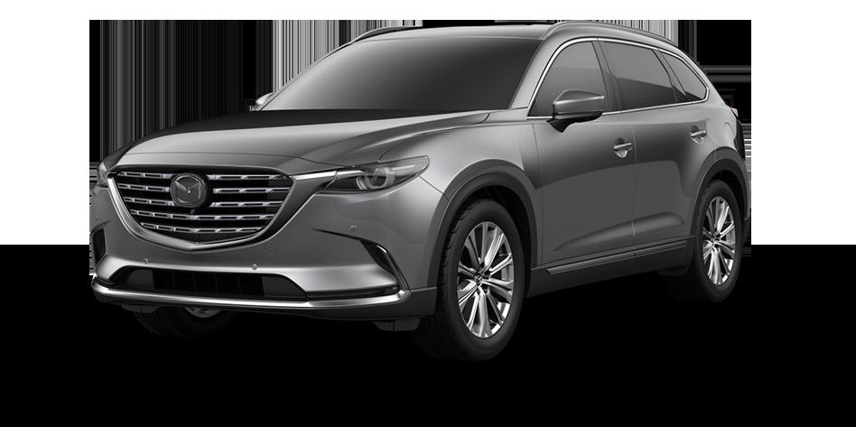 Mazda CX-9 AWD Signature MachineGray