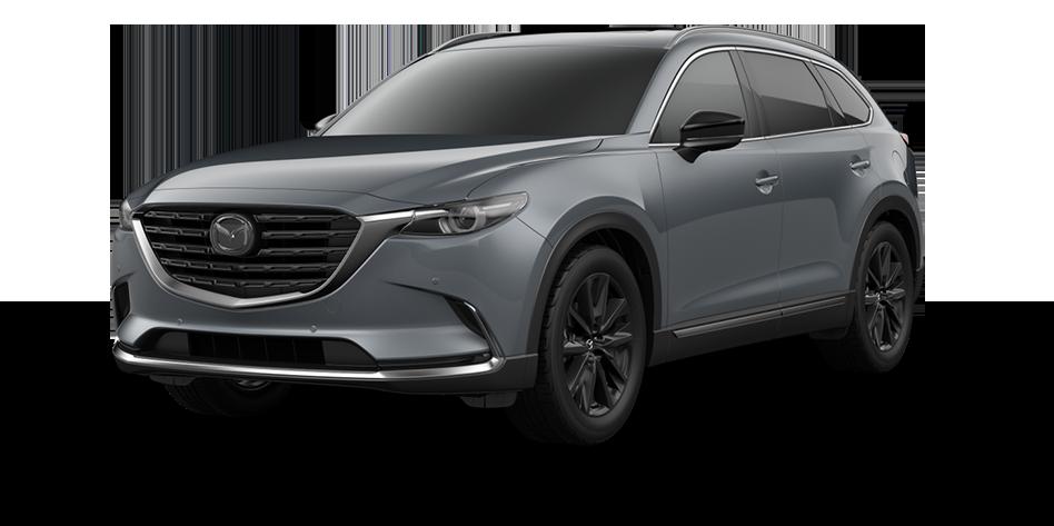Mazda CX-9 FWD CarbonEdition PolymetalGray