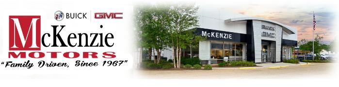 McKenzie Motors Buick GMC