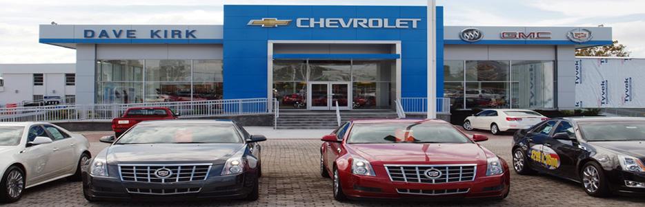 Chevrolet Finance Application Near Cookeville TN