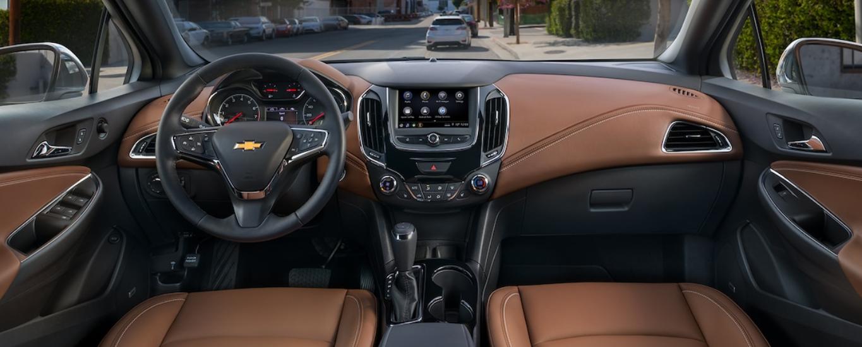 2019 Chevrolet Cruze Interior Near Cookeville TN