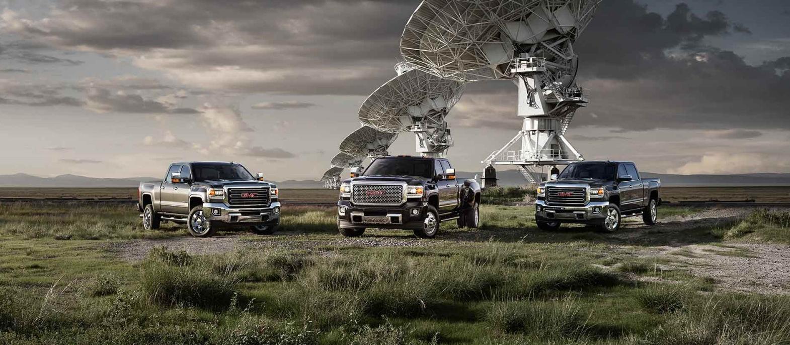 GMC Sierra Trucks for Sale