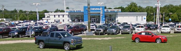 Chevrolet Buick GMC Cadillac First Responder Dealer Near Cookeville TN
