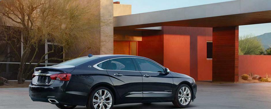 2014 Chevy impala