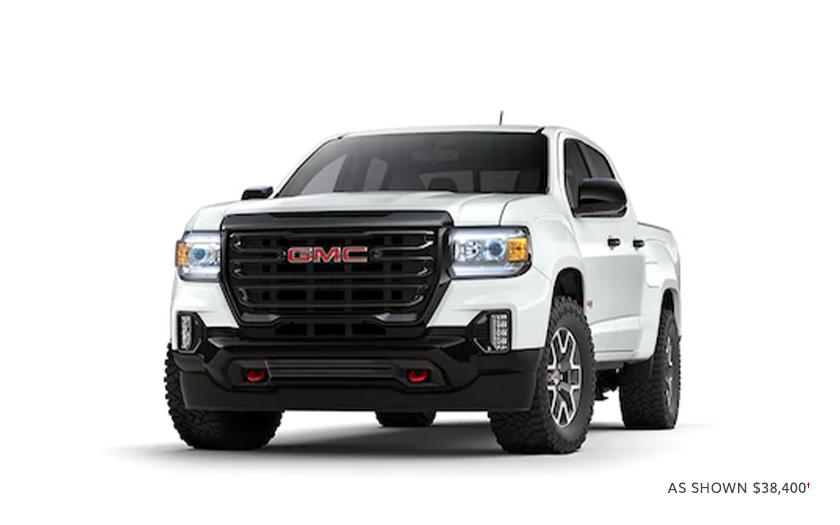 2021 First-Ever Canyon AT4