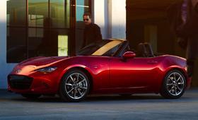 2021 Mazda MX-5 Miata Design