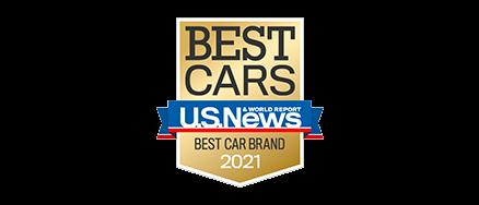 2021 Mazda MX-5 Miata Best Cars Award logo