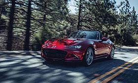 2021 Mazda MX-5 Miata Performance