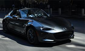 2021 Mazda MX5 RF performance