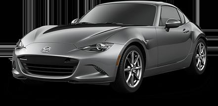 2021 Mazda MX-5 RF grey jelly