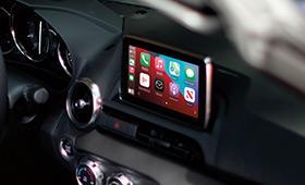 2021 Mazda MX-5 RF Technology Seamless connectivity