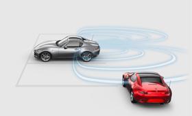 2021 Mazda MX5 RF safety