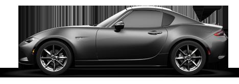 Machine Gray Mazda MX-5 Miata RF