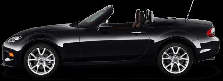 Black Mazda Model NC