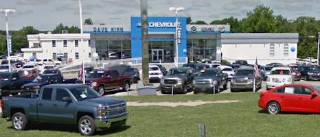 Chevrolet Service Near Sparta TN