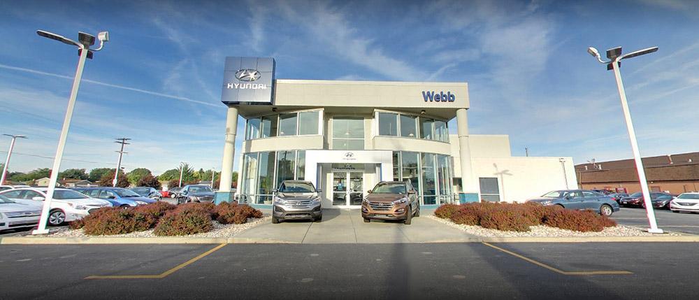 Webb Dealership Photo | 2
