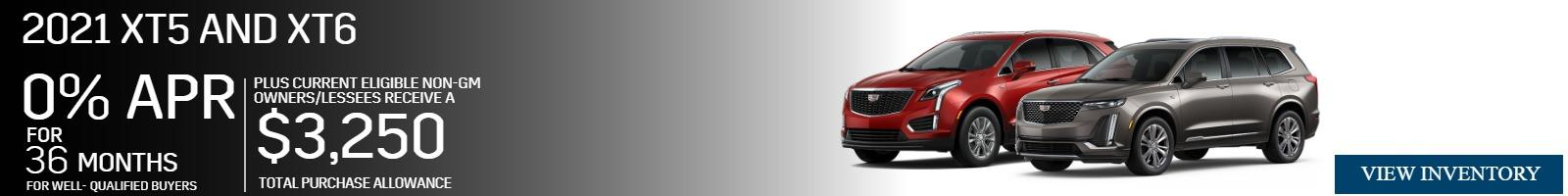 Cadillac Lease Offer